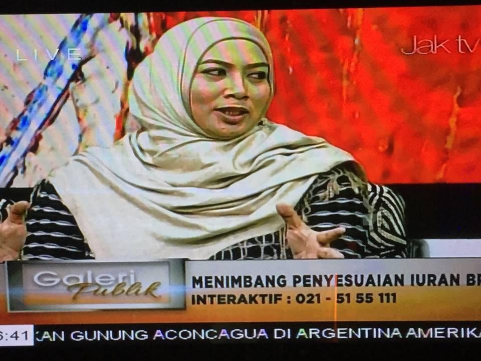 Live di JAK TV-18 Maret 2016